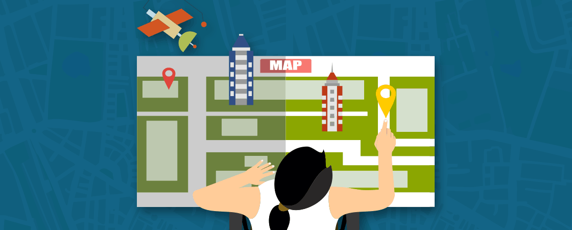 How To Create A Custom Google Map Google Maps Widget PRO - Create a pinpoint map