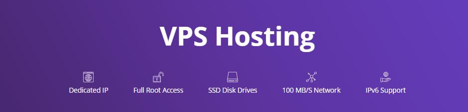 VPS hosting Hostinger