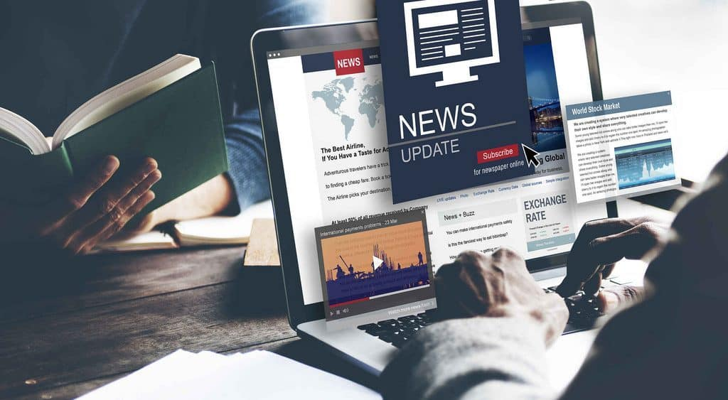 Giving the latest news is another method of creating attention-grabbing headlines