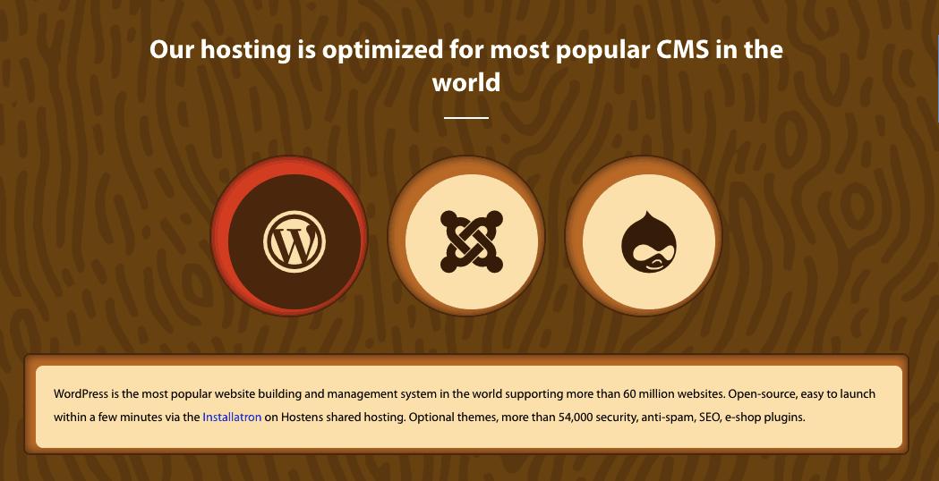 CMS Optimized