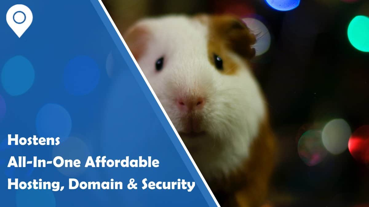 Hostens: All-in-One Affordable Hosting and Security