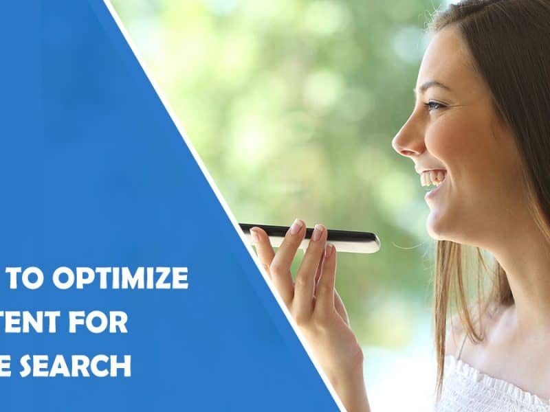 How to Optimize Content for Voice Search?