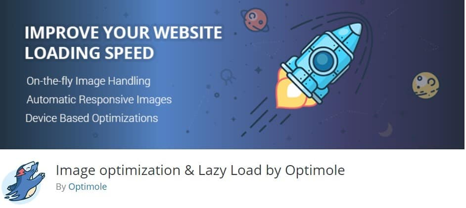 Optimole - Image optimization & Lazy Load