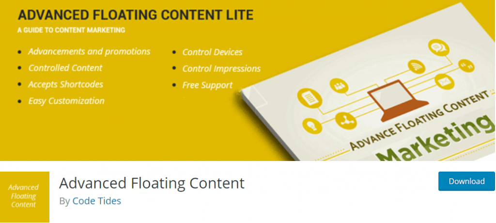 Advanced Floating Content Lite