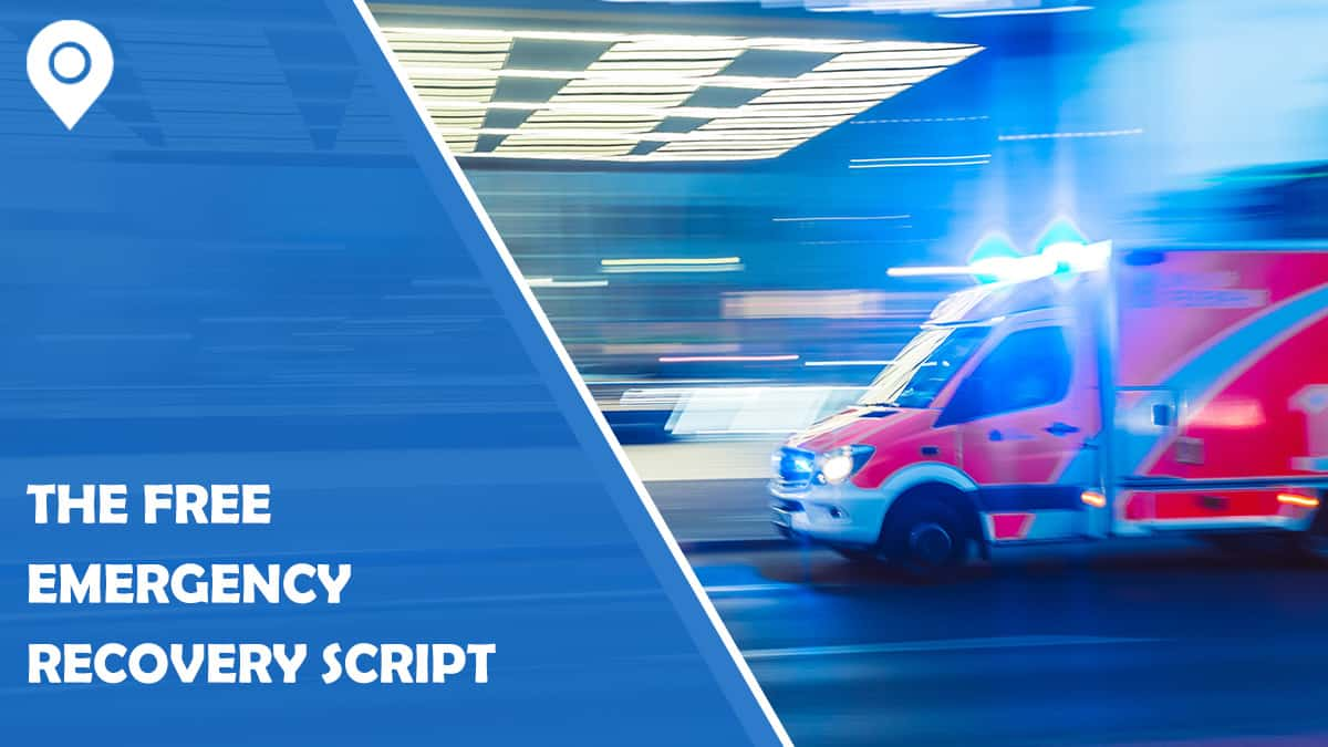 Can't Access Your WordPress site? Try the free Emergency Recovery Script