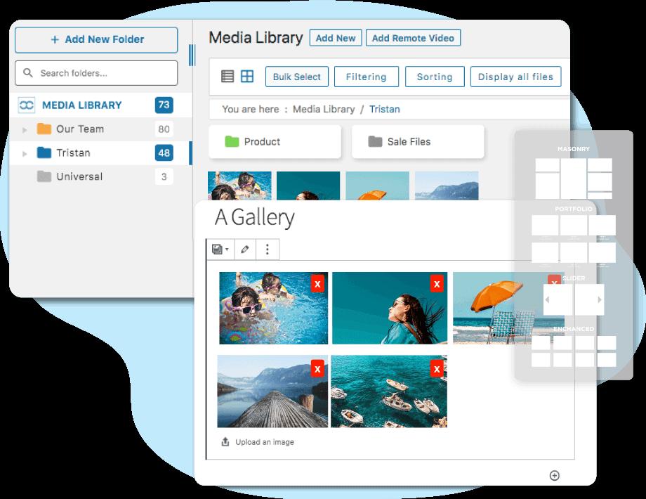 WP Media Folder